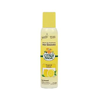 Citrus Magic Odor Eliminating Tropical Lemon Air Freshener