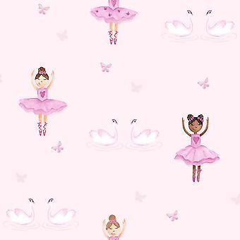Holden Ballerina Rosa