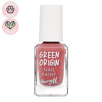 Barry M Green Origin Nail Paint - Cranberry