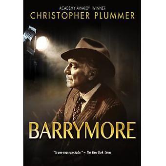 Barrymore [DVD] USA import