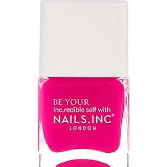Nails inc Relationship Status: Blushing Nail Polish Collection - St Christophers Place 14ml