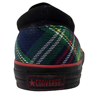 Converse Skidgrip Ev Low Slip On Canvas Unisex Trainers 100366