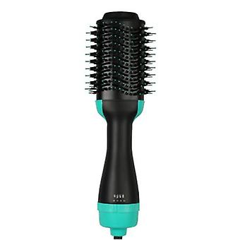 Multifunctional Three-in-one Hot Air Comb, Hair Comb, Curler, Straight Comb, Hair Dryer