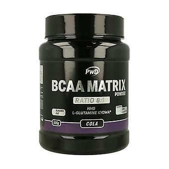 BCAA Matrix Powder Cola Flavor 525 g