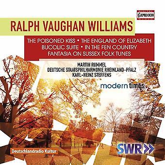 Williams / Rummel / Steffens - Orchestral Works [CD] USA import