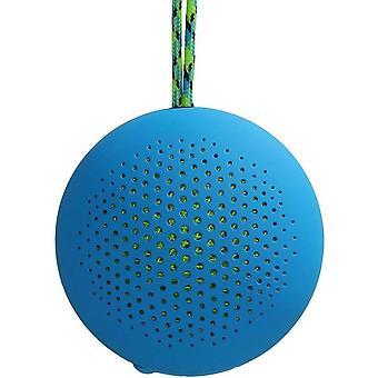 BOOMPODS RokPod Vedenpitävä langaton kannettava Bluetooth-kaiutin suihkukoukulla