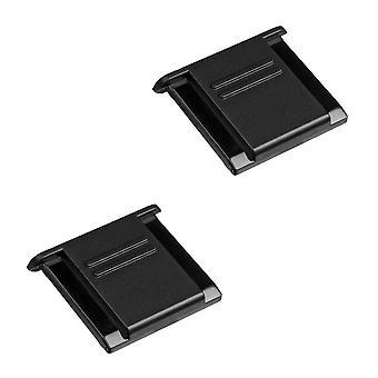 Vko hot shoe cover protector compatible with nikon d5600 d5500 d5300 d3500 d3400 d3300 d3200 d3100 d