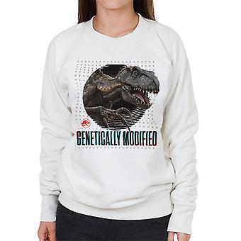 Felpa da donna geneticamente modificata Jurassic Park