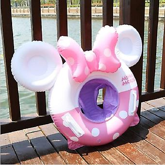 Riding Swimming Ring - Inflatable's Life Buoy On The Water