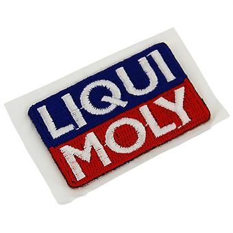 Liqui Moly Logo Patch Embroidered SH 43X27mm