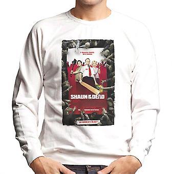 Shaun of the Dead Theatrical Poster Men's Sweatshirt