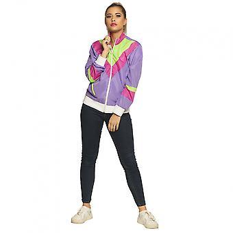 Träningsjacka för polyester för kvinnor Bt393767