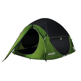New Eurohike Pop 400 DS Tent Green