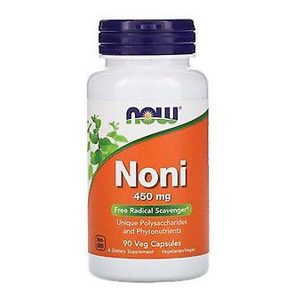 Maintenant Aliments, Noni, 450 mg, 90 Capsules de légumes