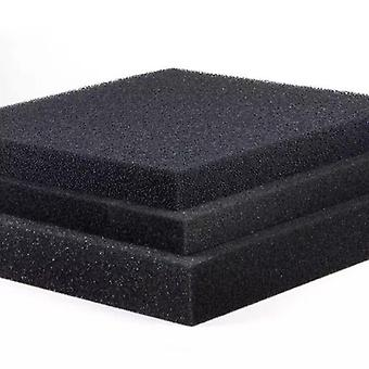 Black Filtration Foam, Aquarium Fish Tank, Biochemical Filter Sponge Pad,