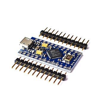 Pro Micro For Arduino Atmega32u4 5v/16mhz Module With Pin Header