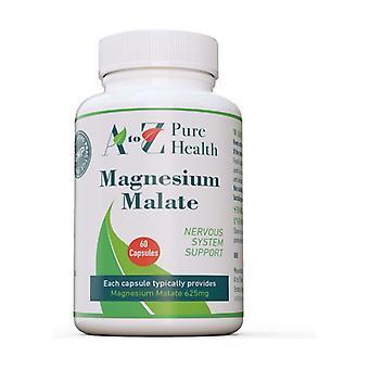 Magnesium malate 60 kapsler