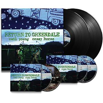 Young,Neil & Crazy Horse - Return To Greendale [Vinyl] USA import