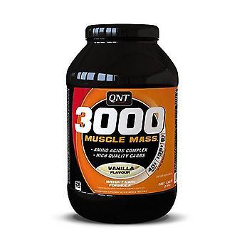 QNT súlygyarapodás 3000 izomtömeg fehérje vitaminok & erősítő; Vanília szénhidrát-4.5 kg