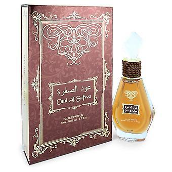 Oud Al Safwa Eau De Parfum Spray (Unisex) By Rihanah 2.7 oz Eau De Parfum Spray