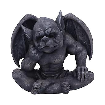 Nemesis Now Laverne Dark Black Grotesque Gargoyle Figurine