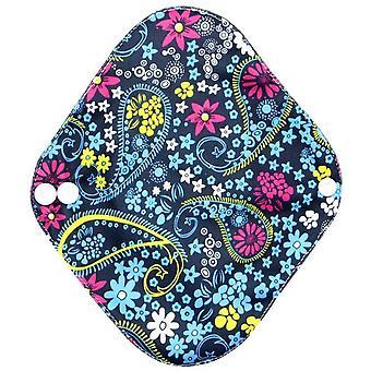 Waschbare Menstruation wiederverwendbare Sanitär Menstruation Pad