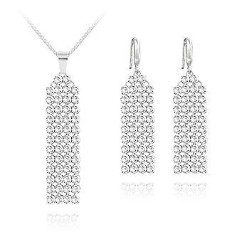 Luxury bridal jewellery set