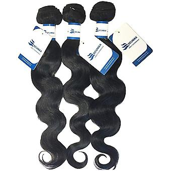 9a Grad brazilian Human Hair Extensii Body Wave 1 / 3 Pachete cu