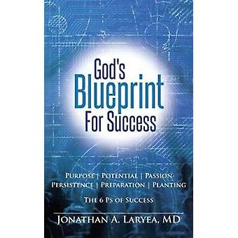 Gods Blueprint for Success door Laryea & Jonathan A & MD
