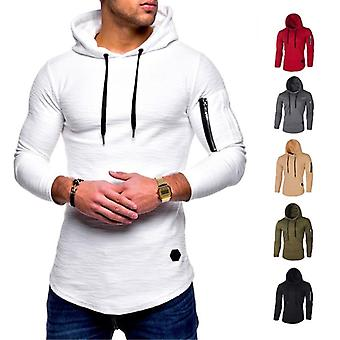 Jogging, Running Windbreaker Hoodies Sport Workout Clothing