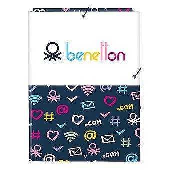 Dossier Benetton Dot Com A4