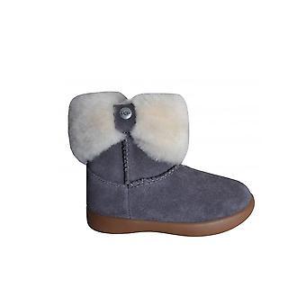 UGG الأحذية UGG طفل صغير الفتيات غراي / نايتفول رامونا الأحذية