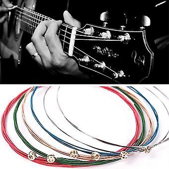 Classic Guitar Multi Color Guitar Parts