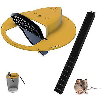 Flip N Slide Bucket Lid Mouse Rat Trap 10927