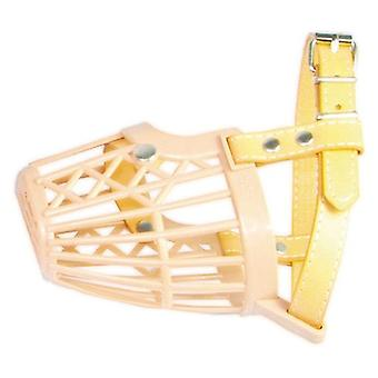 Arquivet Plastic and Leather Muzzle (Dogs , Collars, Leads and Harnesses , Muzzles)