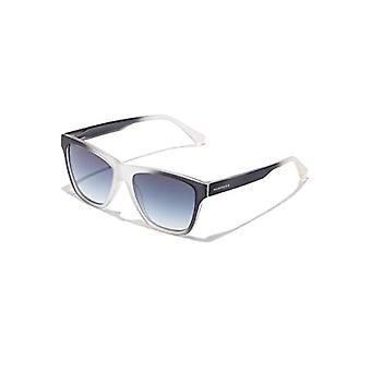 Hawkers Twilght One LS Sunglasses, TR18 UV400 Glasses, Black/White, 49 Unisex-Adult