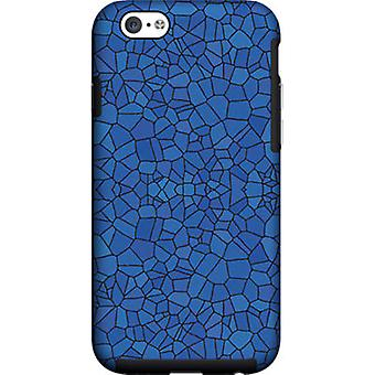 Milk and Honey Mosaic Case for iPhone 6/6s - Blue Mosaic