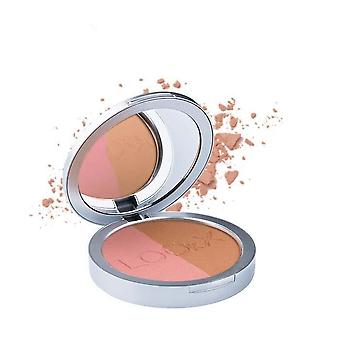 Lookx compact powder duo blush - 78g
