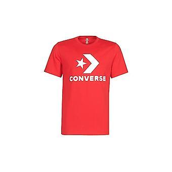 Converse Star Chevron 10018568A09 universel hele året mænd t-shirt