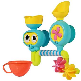 Baby Bath Toys Windmill With Waterfall