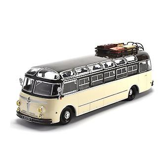 Autobuses de Isobloc 648 DP (1955) modelo fundido a troquel