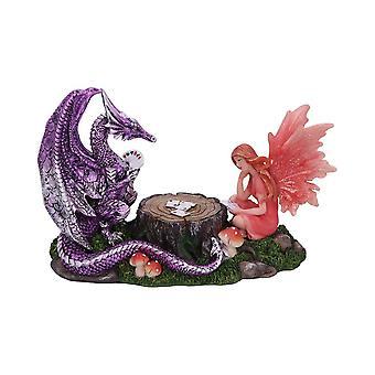 Nemesis Now Dragon's Hand Figurine