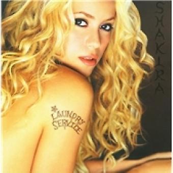 Shakira Pralnia Serwis CD