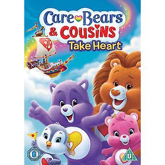 Carebears & Cousins: Take Heart DVD