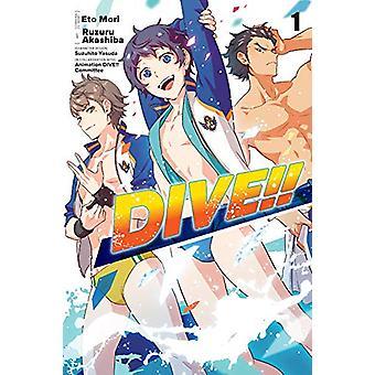 DIVE!!, Vol. 1 by Eto Mori (Paperback, 2019)