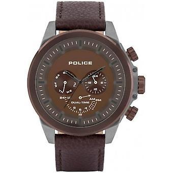 الشرطة - ساعة اليد - رجال - PL.15970JSUBZ/12 - BELMONT