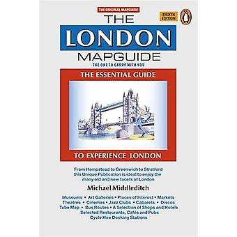 London Mapguide 8th Edition av Middleditch & Michael