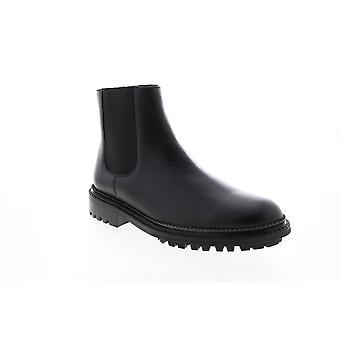 Aquatalia Adult Mens Octavio Calf Elastic Casual Dress Boots
