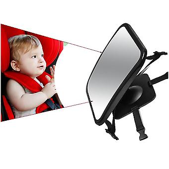Car Baby Rearview Mirror, Safety Car Seat Rearview Mirror
