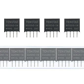10Kpl b0505s-1w 5v- 5v muunnin dc dc tehomoduuli muunnin 1000vdc eristys